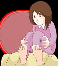 むずむず脚(レストレスレッグス)症候群